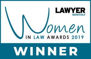 Women in law award